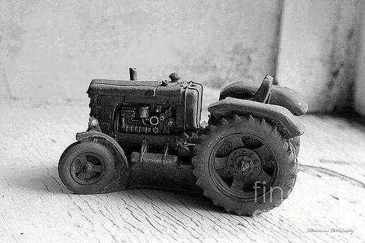 Farm House Treasures Tractor by Nina Silver
