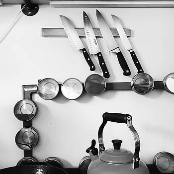 Farm Kitchen by Sharon Green