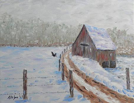 Farm Land by Stanton Allaben