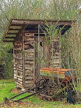 Farm Life  by Susan Leggett