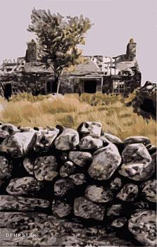 Farm near Nebo by Alwyn Dempster Jones