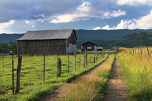 Farm Road A by Earl Carter