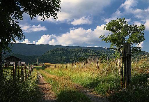 Farm Road B by Earl Carter