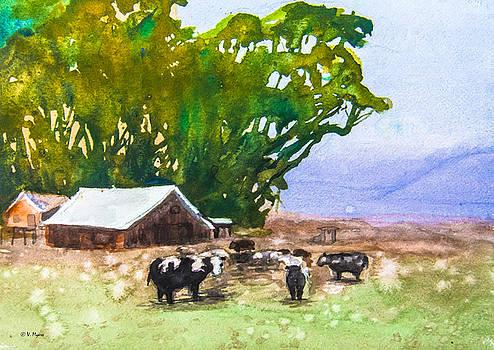 Idaho Farm by Vickie Myers