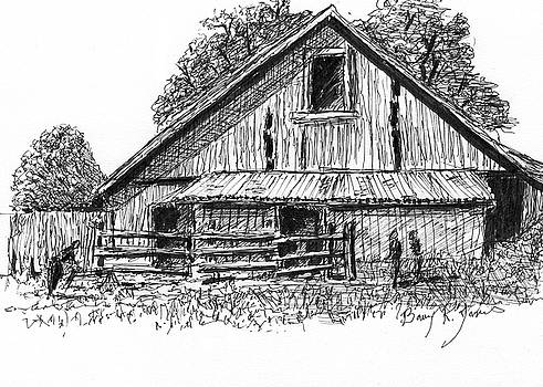 Farm Work by Barry Jones
