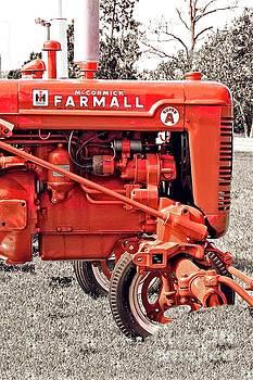 Farmall by McCormick #775 by Ella Kaye Dickey