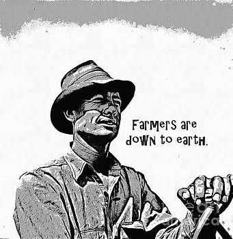 Edward Fielding - Farmers Are Down To Earth