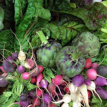 Farmers Market = Healthy And by Erika L