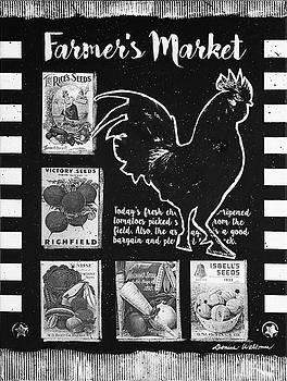 Farmer's Market by Donine Wellman