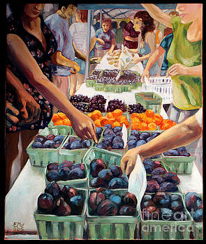 Farmers Market by Edward Williams
