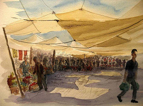 Farmers Market by Engin Yuksel