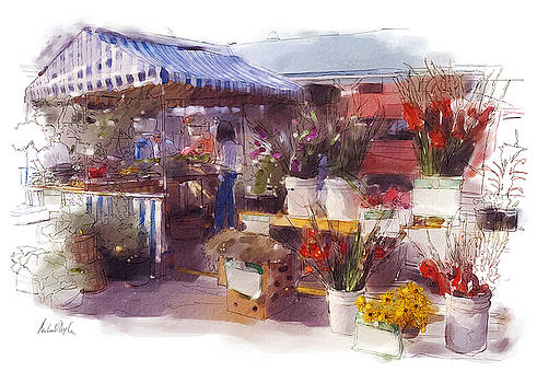 Farmer's Market by Michael Doyle