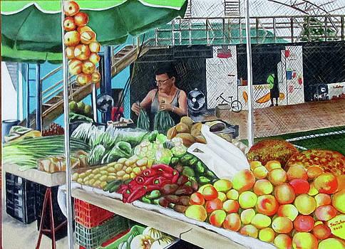 Farmers Market by Suzahn King