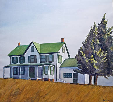 Farmhouse by Don Perino