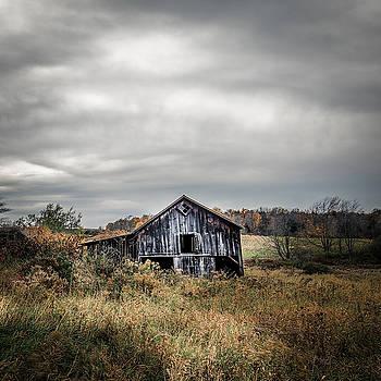 Chris Bordeleau - Farmhouse Memories - Barn
