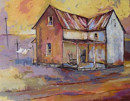 Peggy Wilson - Farmhouse with Laundry