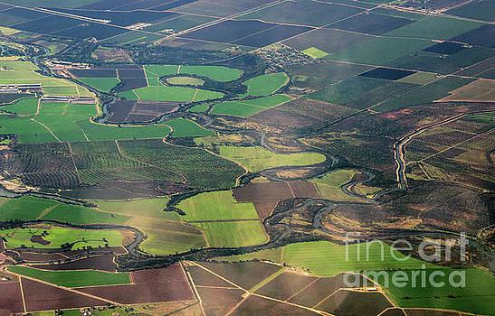 Mae Wertz - Farming Landscape