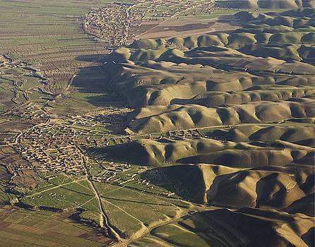Tim Grams - Farming Villages in Northern Afghanistan