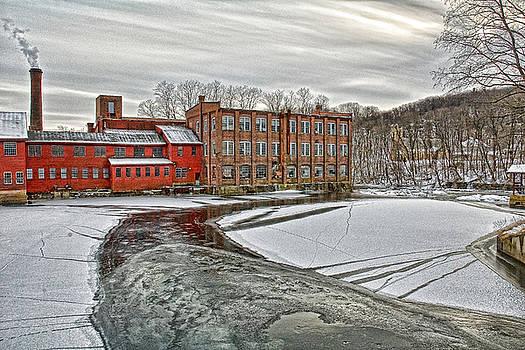 Edward Sobuta - Farmington River Ice