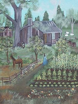 Farmstead by Virginia Coyle