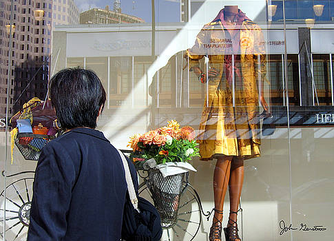 John Gerstner - Fashion Backward