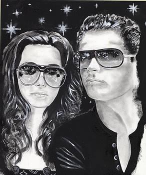 Fashion Couple by Ricardo Reis
