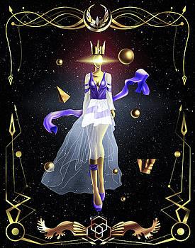 Fashion Goddess No. 2 by Kenal Louis