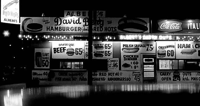 Fast Food by David Gilbert