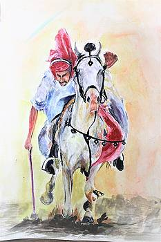 Fastest pace by Khalid Saeed