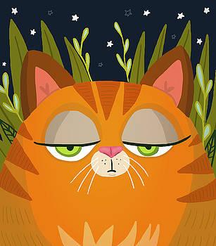 Fat Cat by Nicole Wilson