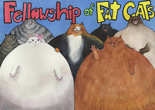 Fat Cats by Catherine G McElroy