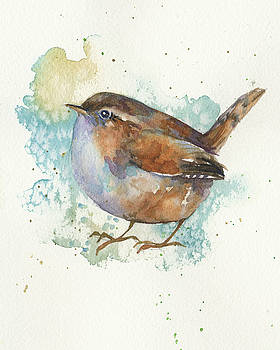 Fat Little Wren by Peggy Wilson
