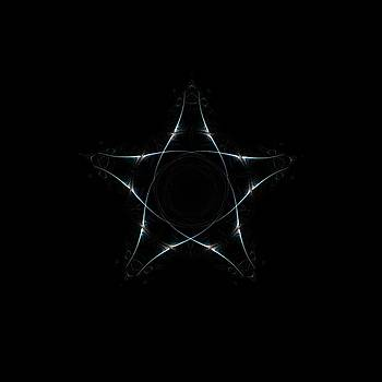 Fat Star Fine Fractal by Piece of Infinity