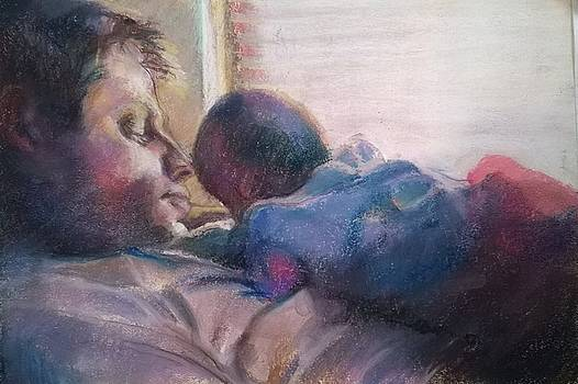 Father and Son by Dorothy Siclare