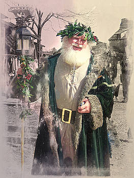 Father Christmas by Andrea Dale