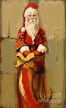 Father Christmas by Carrie Joy Byrnes