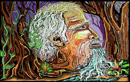 Father Earth by Jennifer Miller
