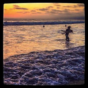 #fatheranddaughter #venicebeach by Trek Kelly