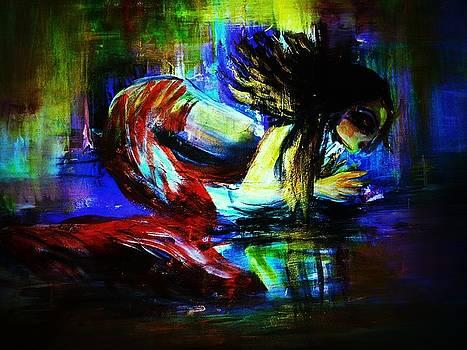 Fathomless. by Nalini  Bhat
