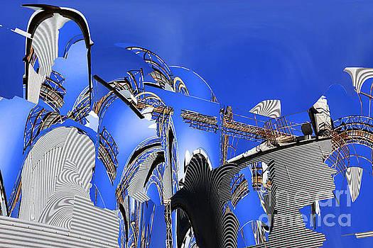 Faulty Towers by Rick Rauzi