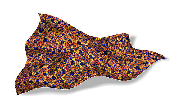 Karen Musick - Faux Silk Scarves 8