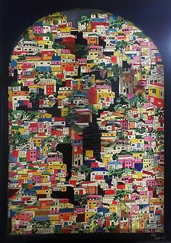 Favelas Revival by Adalardo Nunciato  Santiago