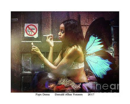 Faye Dona by Donald Yenson