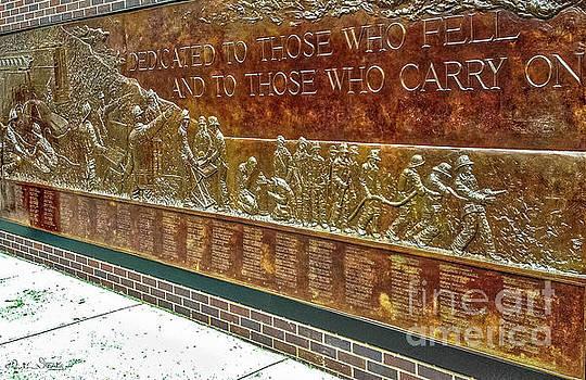 Julian Starks - FDNY Memorial Wall