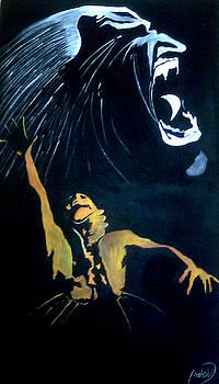 Fear by Mahshid Nahavandi