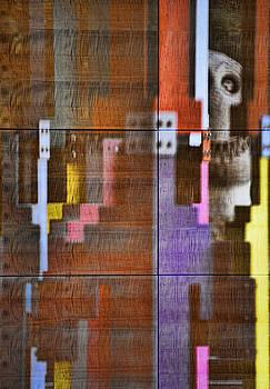 Fearful Reflections San Francisco by Steve Siri