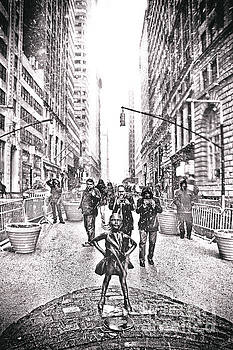 Fearless Girl 3 by Nishanth Gopinathan