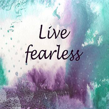 Fearless by Judy Applegarth