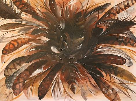 Feather Bloom by Henry Blackmon