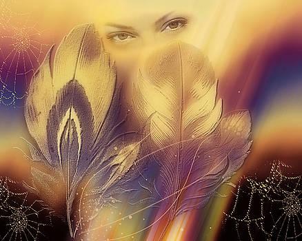 Feathered Friend by Ruth Kongaika